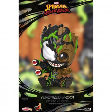 Hot Toys - COSB761 - Venomized Groot (Sitting Version) Cosbaby (S) Bobble-Head