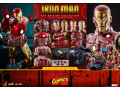 Hot Toys - CMS08D38 - Marvel Comics - 1/6th scale Iron Man Collectible Figure (Deluxe Version) [The Origins Collection]