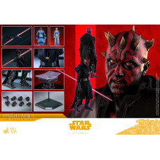 Hot Toys - DX18 - Solo: A Star Wars Story - 1/6 Darth Maul