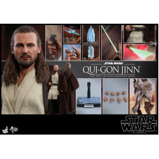 Hot Toys - MMS525 - Star Wars: Episode I - The Phantom Menace - 1/6 Qui-Gon Jinn