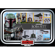 Hot Toys - MMS574 - Star Wars: The Empire Strikes BackT - 1/6th scale Boba FettTM Collectible Figure