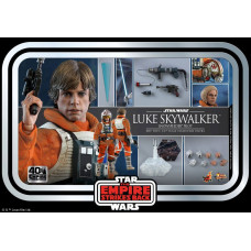 Hot Toys - MMS585 - Star Wars: Episode V The Empire Strikes Back - 1/6th scale Luke Skywalker (SnowspeederTM Pilot) Collectible Figure
