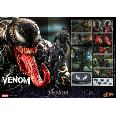 Hot Toys - MMS590 - Venom - 1/6th scale Venom Collectible Figure