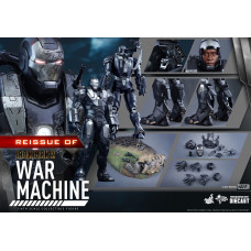 Hot Toys - MMS331D13 - Iron Man 2 - 1/6th scale War Machine Collectible Figure [Reissue]