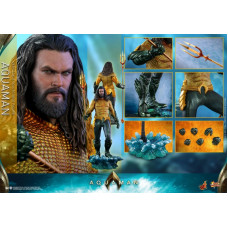 Hot Toys - MMS518 - Aquaman - 1/6 Aquaman
