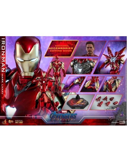 Hot Toys - MMS528D30 - Avengers: Endgame - 1/6 Iron Man Mark LXXXV