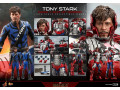 Hot Toys - MMS599 - Iron Man 2 - 1/6th scale Tony Stark (Mark V Suit up Version) Collectible Figure