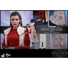 Hot Toys – MMS508 – Star Wars: The Empire Strikes Back – 1/6th scale Princess Leia (Bespin)