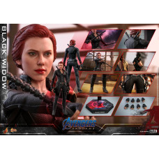 Hot Toys - MMS533 - Avengers: Endgame - 1/6 Black Widow