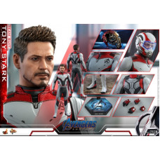 Hot Toys - MMS537 - Avengers: Endgame - 1/6 Tony Stark (Team Suit)