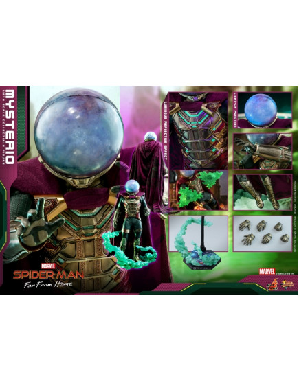 Hot Toys – MMS556 - Spider-Man: Far From Home - 1/6 Mysterio