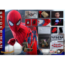 Hot Toys - QS014 - Spider-Man: Homecoming - 1/4 Spider-Man