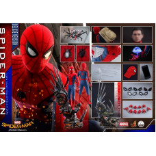 Hot Toys - QS015 - Spider-Man: Homecoming - 1/4 Spider-Man (Deluxe Version)
