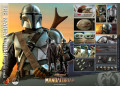 Hot Toys - QS016 - Star Wars™ The Mandalorian™ - 1/4th scale The Mandalorian & The Child Collectible Set