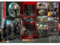 Hot Toys - QS017 - Star Wars™ The Mandalorian™- 1/4th scale The Mandalorian & The Child Collectible Set (Deluxe Version)