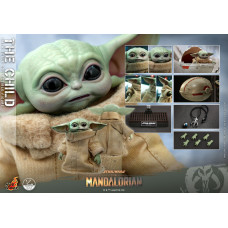 Hot Toys - QS018 - Star Wars™ The Mandalorian™- 1/4th scale The Child Collectible Figure
