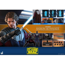 Hot Toys - TMS019 - Star Wars: The Clone Wars - 1/6th scale Anakin Skywalker Collectible Figure