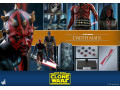 Hot Toys - TMS024 - Star Wars: The Clone Wars™ - 1/6th scale Darth Maul™ Collectible Figure