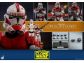 Hot Toys - TMS025 - Star Wars: The Clone Wars™ - 1/6th scale Coruscant Guard™ Collectible Figure