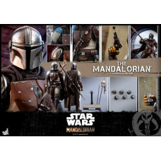 Hot Toys - TMS007 - The Mandalorian - 1/6 The Mandalorian
