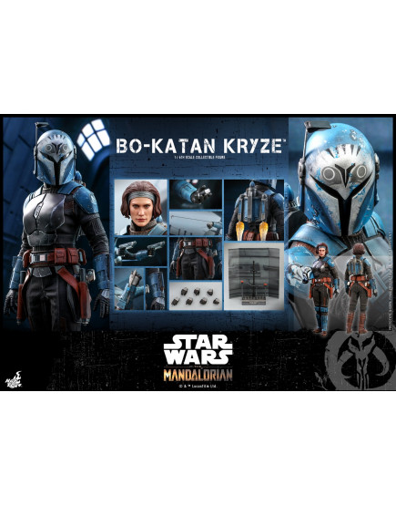Hot Toys - TMS035 - Star Wars: The Mandalorian™ - 1/6th scale Bo-Katan Kryze Collectible Figure