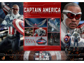 Hot Toys - TMS040 - The Falcon and the Winter Soldier - 1/6th scale Captain America Collectible Figure