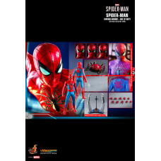 Hot Toys - VGM43 - Marvel's Spider-Man - 1/6th scale Spider-Man (Spider Armor - MK IV Suit)