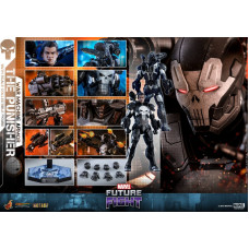 Hot Toys - VGM33D28 - MARVEL Future Fight - 1/6 The Punisher (War Machine Armor)