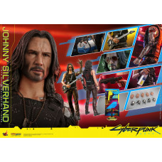 Hot Toys - VGM47 - Cyberpunk 2077 - 1/6th scale Johnny Silverhand Collectible Figure
