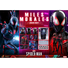 Hot Toys - VGM49 - Marvel's Spider-Man: Miles Morales - 1/6th scale Miles Morales (2020 Suit) Collectible Figure