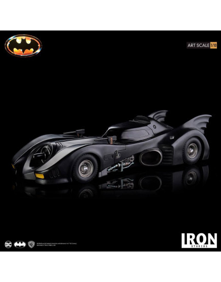 Iron Studios 1/10 BDS Art Scale - Batman (1989) - Batmobile