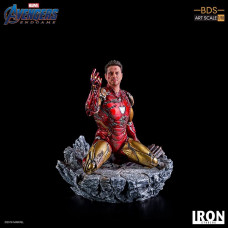 Iron Studios 1/10 BDS Art Scale - Avengers : Endgame - I Am Iron Man