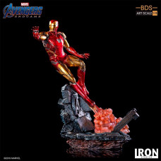 Iron Studios 1/10 BDS Art Scale - Avengers : Endgame - Iron Man Mark 85
