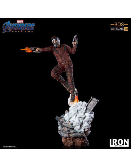 Iron Studios 1/10 BDS Art Scale - Avengers : Endgame - Star-Lord