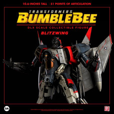 ThreeA - BLITZWING Transformers BUMBLEBEE - DLX Scale  (Retail)